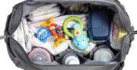 Cómo preparar el bolso de maternidad para el hospital